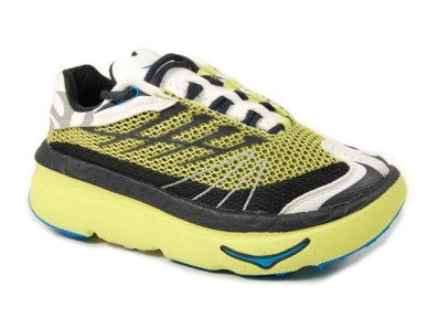 HOKA ONE MAFATE LOW GIALLO